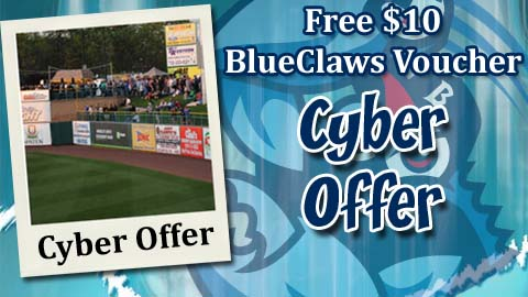 Get a $10 BlueClaws voucher when you order a Grass Pass or Thirsty Thursday membership!