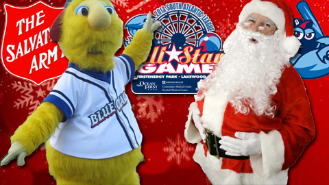 "This will be the 13th annual ""Breakfast With Buster"" Holiday Food & Toy Drive."