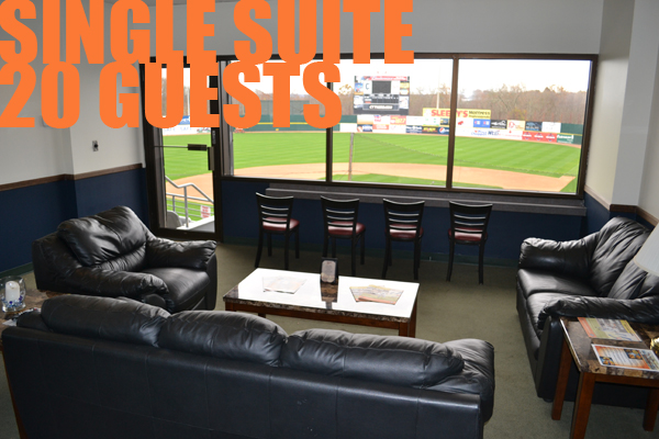Luxury Suites Connecticut Tigers Tickets