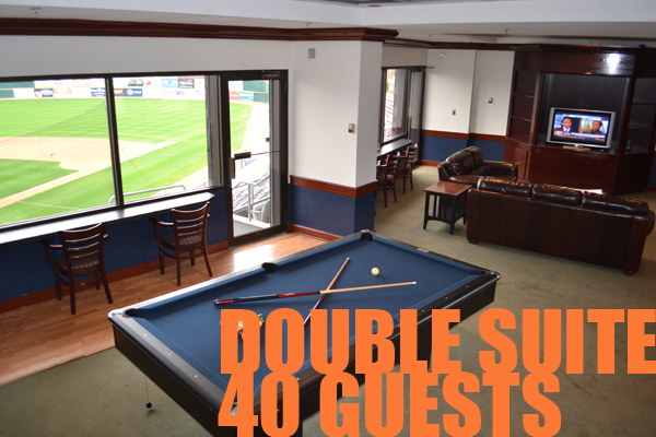 Luxury Suites Connecticut Tigers Group Outings