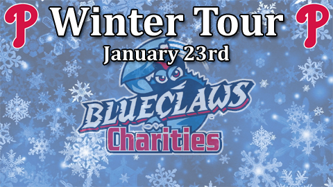 The Phillies Winter Tour returns January 23rd.