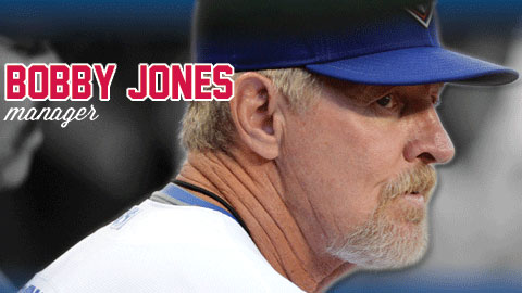 Bobby Jones enters his 12th season as skipper of the Rangers Triple-A affiliate.