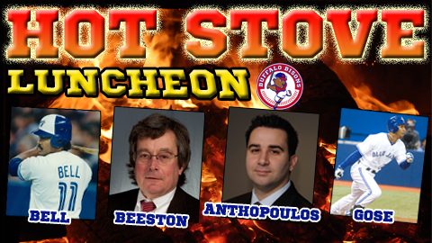 The Bisons Hot Stove Luncheon is SOLD OUT!