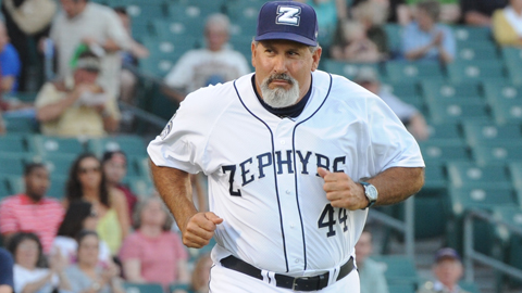 Ron Hassey led the Z's to their first winning season in five years in 2012.