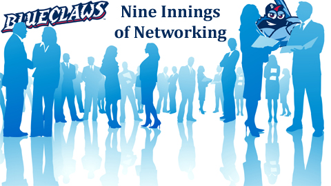 Sign up for our Nine Innings of Networking program by calling 732-901-7000 ext 115.