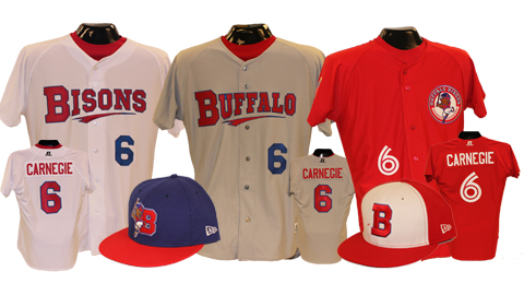 New look for a new era in Bisons Baseball.