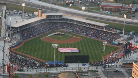 The 2013 home opener for the Tulsa Drillers is scheduled for Thursday, April 11 at ONEOK Field.