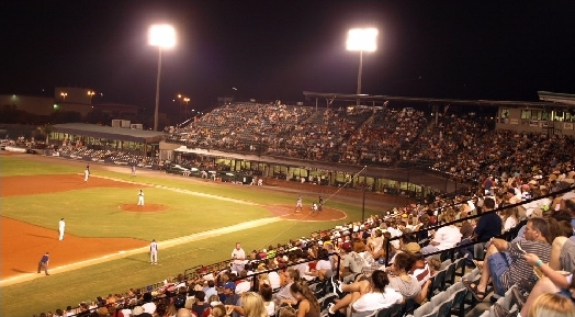 Hank Aaron Stadium | Mobile BayBears Content