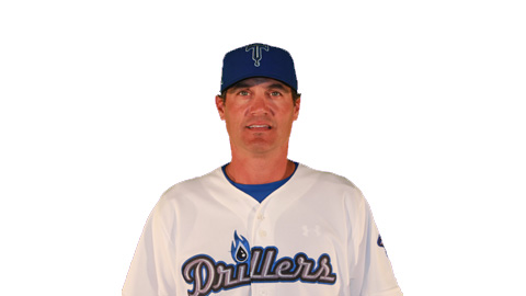 Kevin Riggs has been named the Drillers new field manager, replacing Duane Espy who is moving into the role of Supervisor of Double A Development.