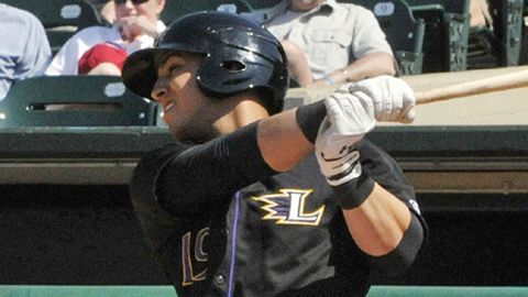 Neftali Soto compiled a .713 OPS for Triple-A Louisville last season.