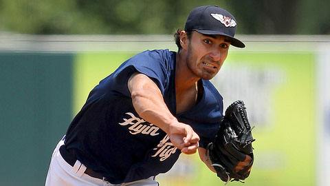 Cesar Carrillo was 3-6 with a 6.23 ERA in 12 Minor League games last year.