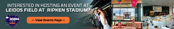 Events at Ripken Stadium