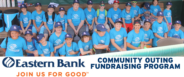 Fundraising with the Fisher Cats