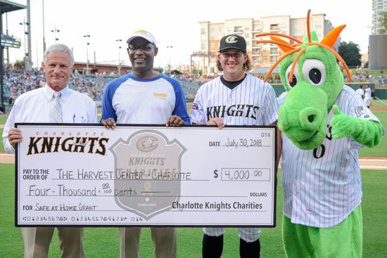 Charlotte Knights Charities | Knights