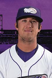draft Blake rutherford baseball