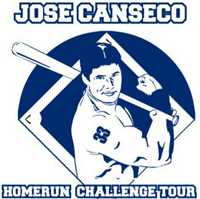 Jose Canseco Apperance and Post-Game Home Run Derby Challenge