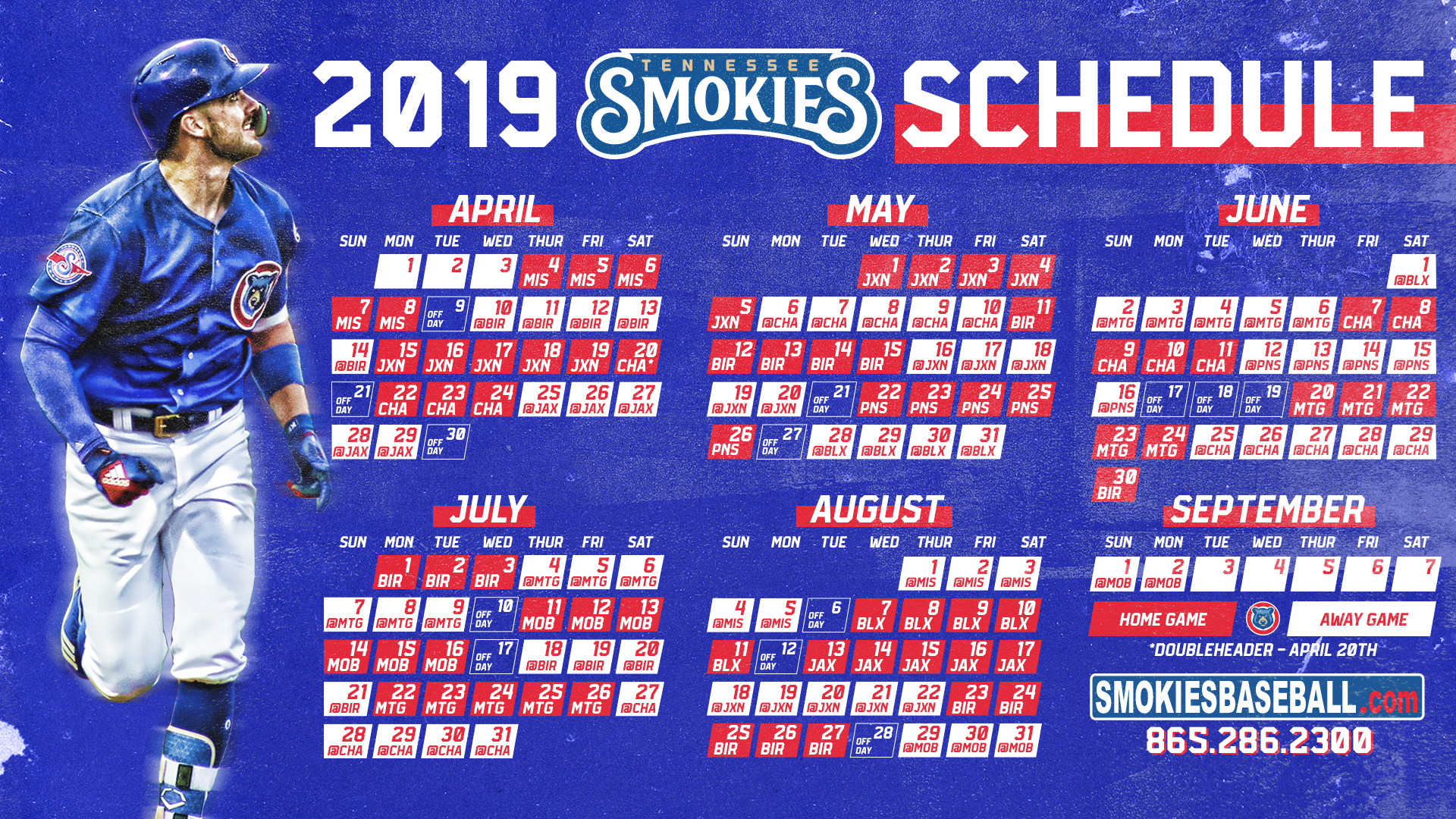 photograph about Printable Cubs Schedule identified as Clifton documents 6th K Smokies