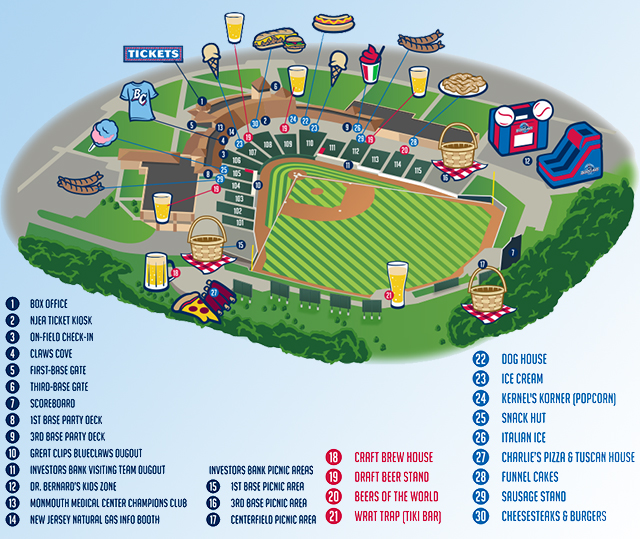 Baseball Stadium Layout Www Pixshark Com Images