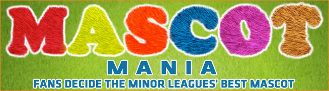 Voucher Mania Spreads To New Hampshire >> 2013 Mascot Mania Milb Com Fans The Official Site Of Minor