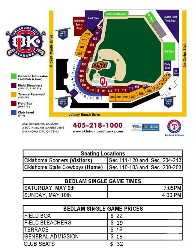 Okc Dodgers Seat Map | Awesome Home on