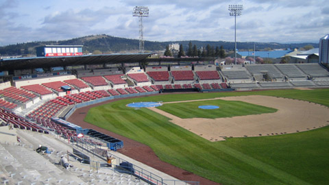 Avista Stadium Ed Entirely By Renewable Energy Spokane