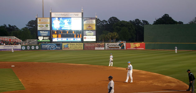 Home Of Pelicans Baseball