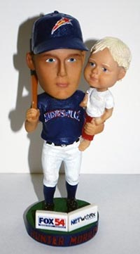 Hunter Morris Bobblehead